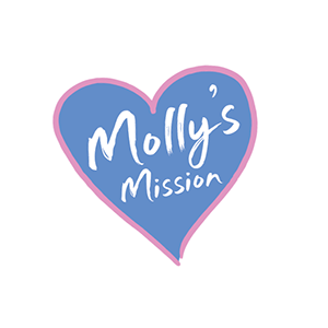 Molly's mission logo